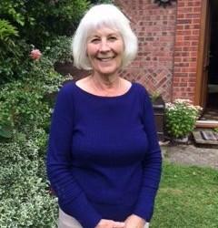 Jill Mavin, Shipton Under Wychwood Parish Council