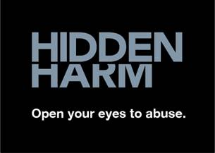 Hidden Harm campaign- open your eyes to abuse, Shipton Under Wychwood Parish Council