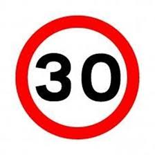 NEW 30mph Speed Limit on Station Road, Shipton Under Wychwood Parish Council