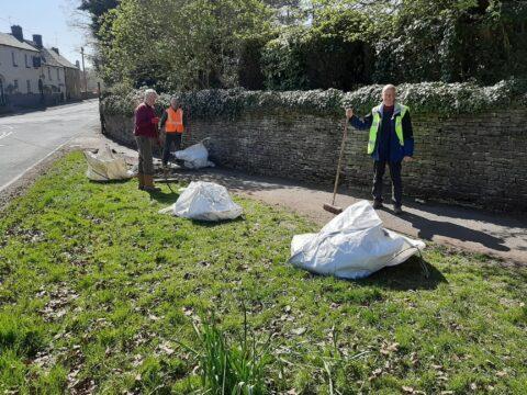 Shipton Volunteers, Shipton Under Wychwood Parish Council